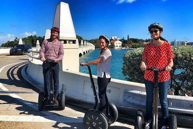 Miami Beach Millionaire's Row Segway Tour