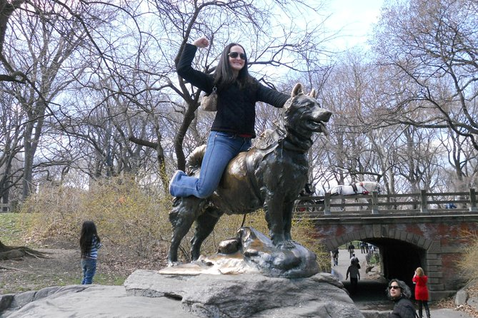 New York Lower Central Park Scavenger Hunt Adventure