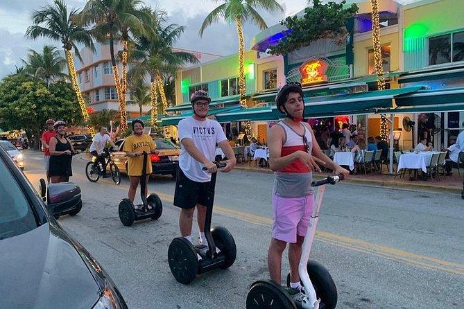 Miami Beach Panoramic Night Segway Tour