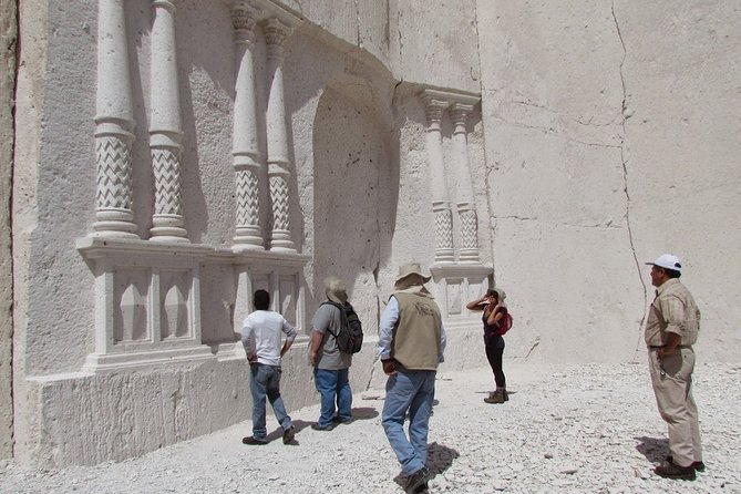 LGBT:. Private Sillar Stone Tour from Arequipa