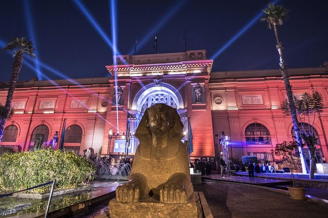 Half-Day Tour to the Egyptian Museum