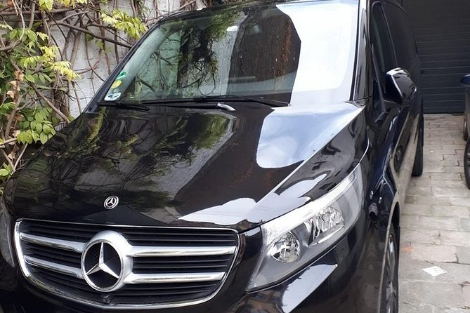 Brussels Shuttle Transfer <-> Paris-Charles de Gaulle Airport (1 to 8 PLACES)