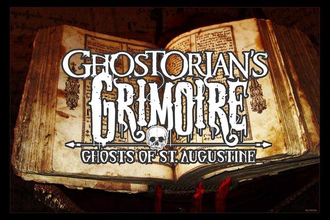Ghostorian's Grimoire Ghost Tour