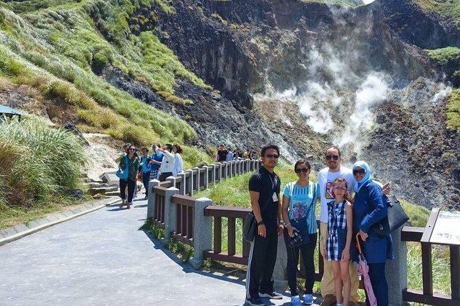 Bath of Beitou Hot Spring Tour at Taipei