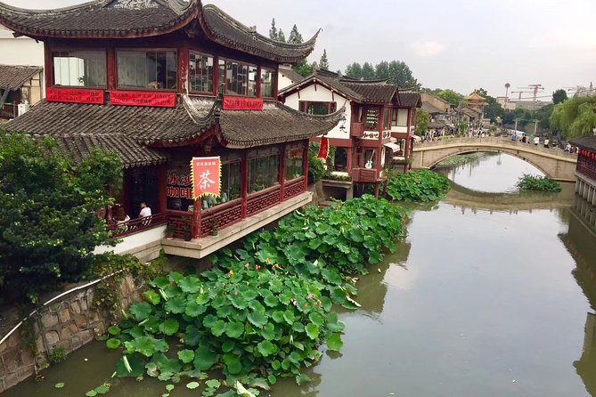 Private Tour of Former French Concession and Qibao Old Street with Pickup