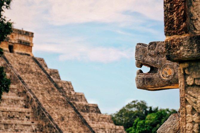 Private Chichen Itza, Coba Ruins, and Cenote from Playa del Carmen