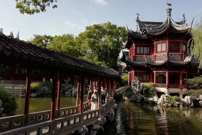 Full-Day Old Shanghai City Lifestyle and Culture Private Tour with Lunch