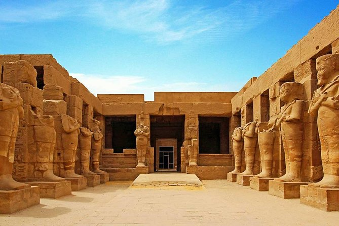 Full-Day Private Round Trip to Luxor from Cairo with Flights