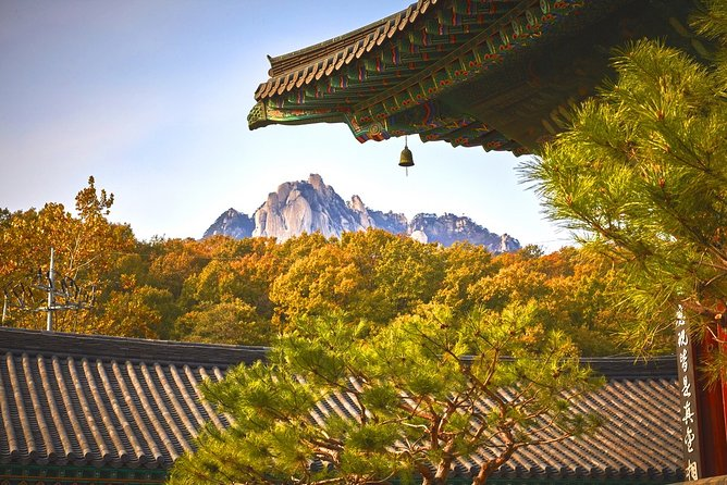 Bukhansan Mountain Hiking Private Tour including Jjimjilbang & Spa,Korean BBQ