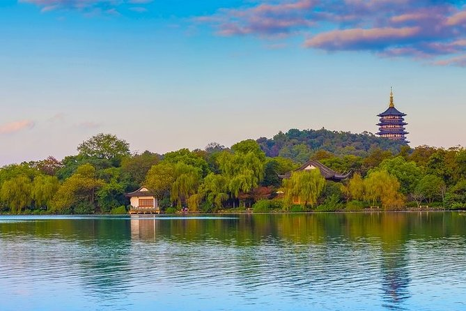 Private day tour of Hangzhou