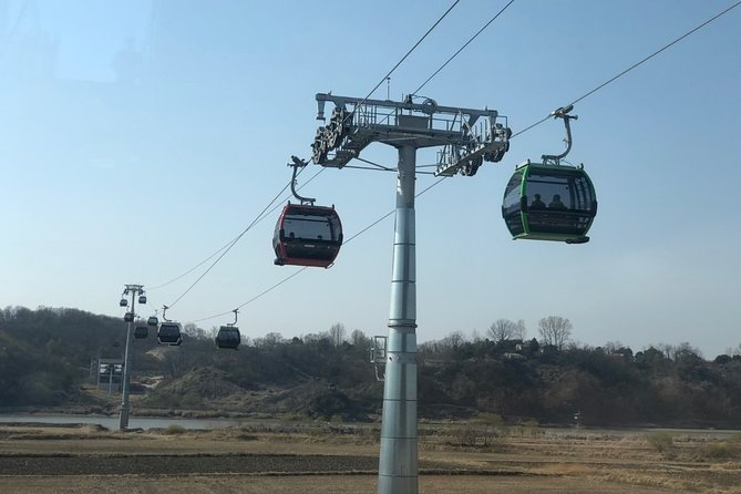 DMZ & Imjingak Peace Gondola Experience Inter-Korean War