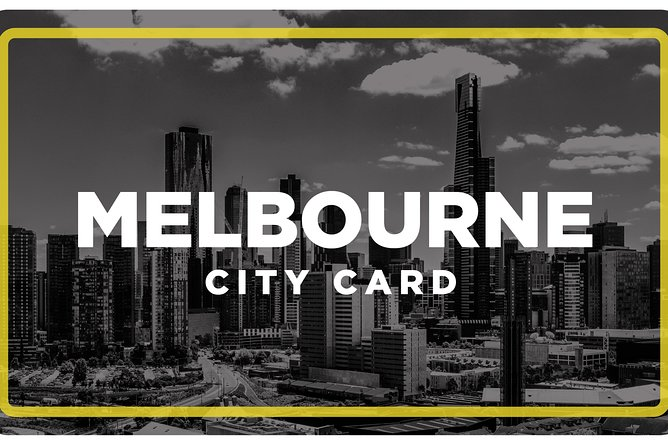 Melbourne City Card (2 Days): Visit Unlimited Attractions!