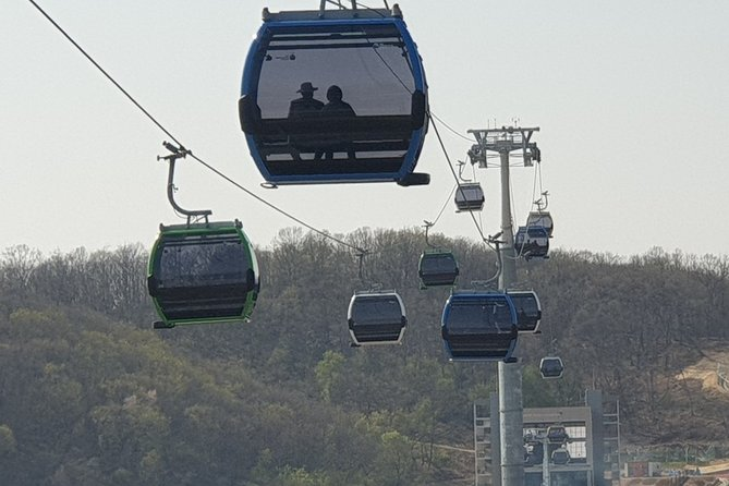 Odusan & Imjingak Gondola, Experience the reality of division