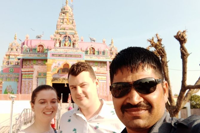 6 Days Private Delhi-Agra-Jaipur Triangle Tour by Car & Driver