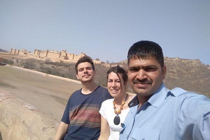 6 Days Private Delhi-Agra-Jaipur Triangle Tour by Car & Driver