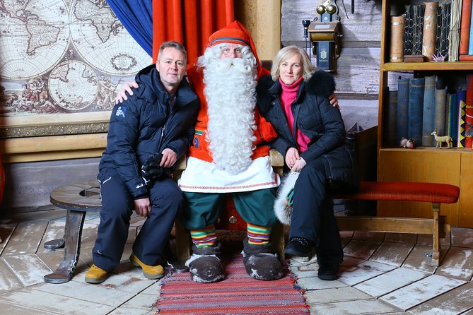 Full-Day Tour of Rovaniemi and Santa Claus Village