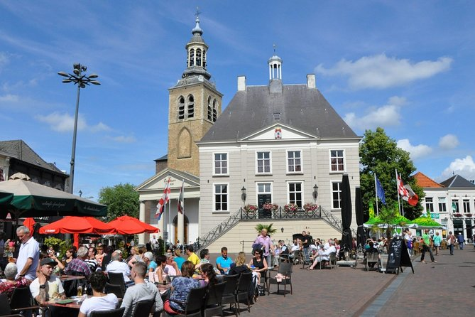 Walk & Explore Roosendaal with the interactive Qula City Trail