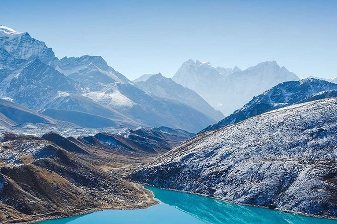 The Beauty of Gokyo Valley – 15 DAYS