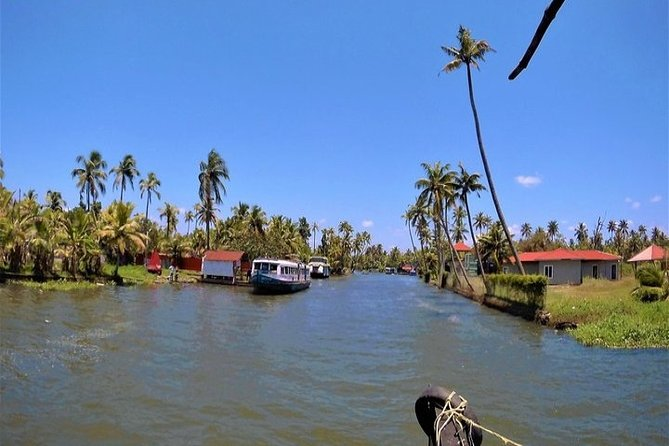 4 Days of Alleppy, Kumarakom and House boat cruise with cab