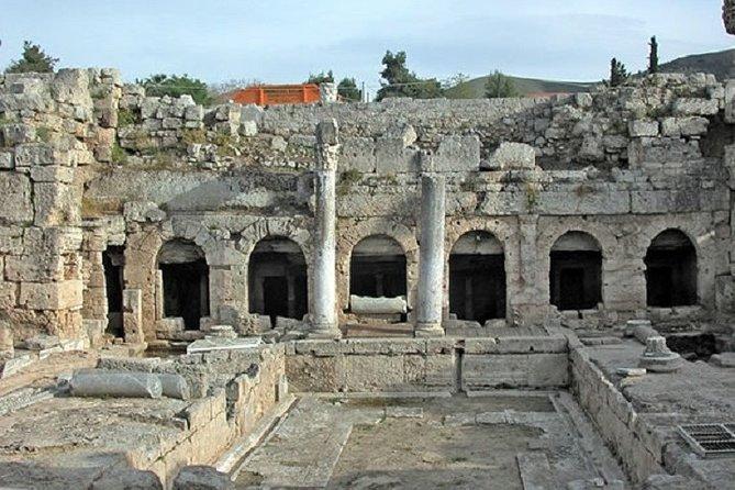 Argolida, Olympia, Delphi & Meteora Monasteries Four (4) Days Private Tour