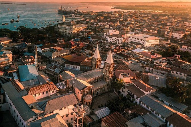 Zanzibar Excursion Package from Stone Town Hotels