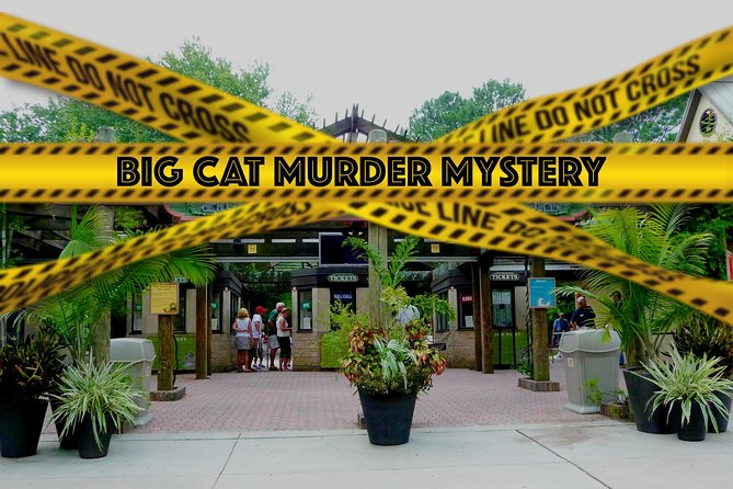 Tiger King: The Murder Mystery Experience