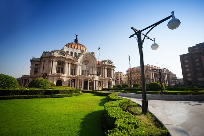 Mexico City Tour and Teotihuacan Private Tour