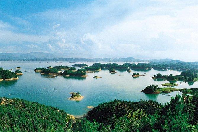 Independent Tour to Qiandao Lake from Hangzhou
