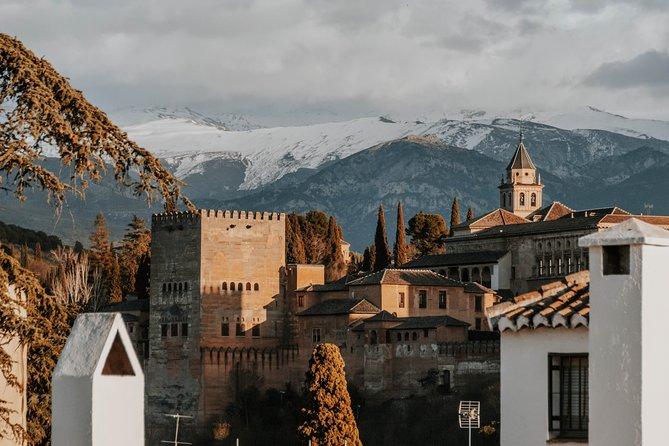 Granada Top Attractions: City Centre, Albaicin, Best Alhambra Views