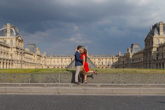 Proposal in Paris Centre with Photoshoot & Video