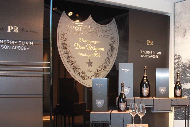 Private Half Day Champagne Tour to Dom Perignon Cellars & Hautvillers
