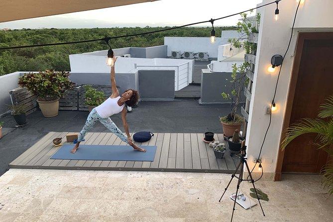 Virtual Private Yoga, Relaxation or Meditation Class (English,Français,Español)