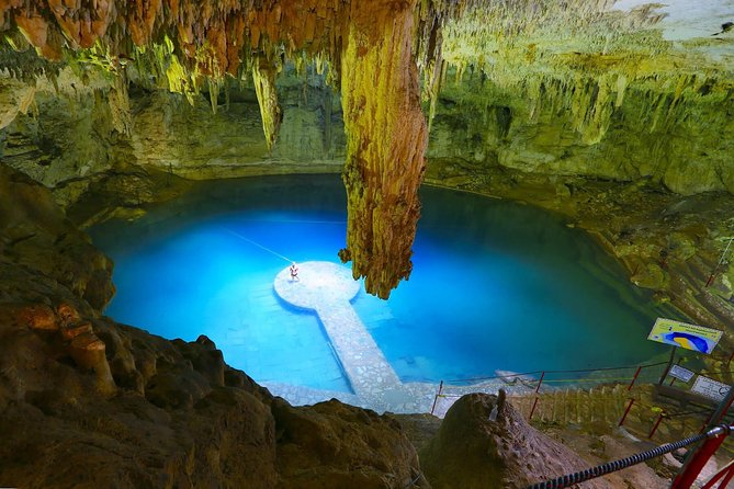 Full Day Tour Plus - Cenote and Chichen Itzá a world wonder located in Mexico photo 3