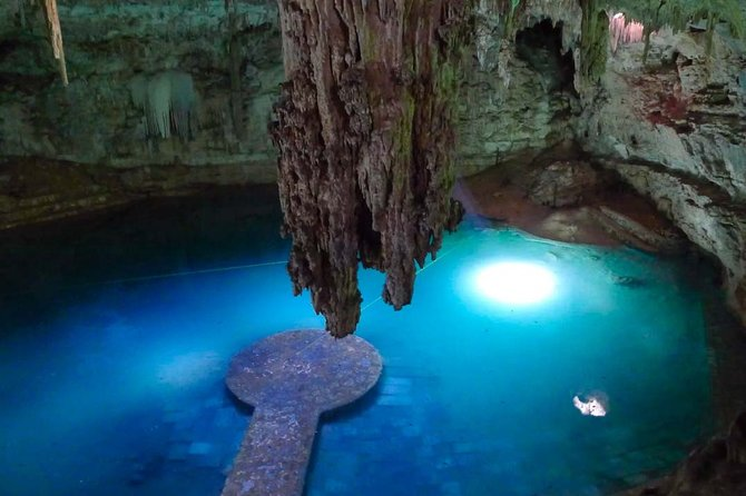 Full Day Tour Plus - Cenote and Chichen Itzá a world wonder located in Mexico photo 8
