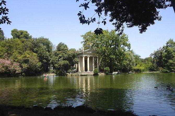 Villa Borghese Running Tour