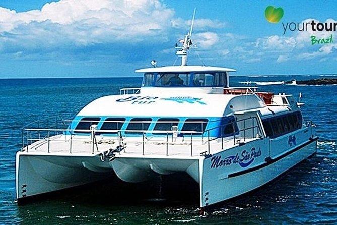 Barco direto de catamarã de / para Morro de São Paulo