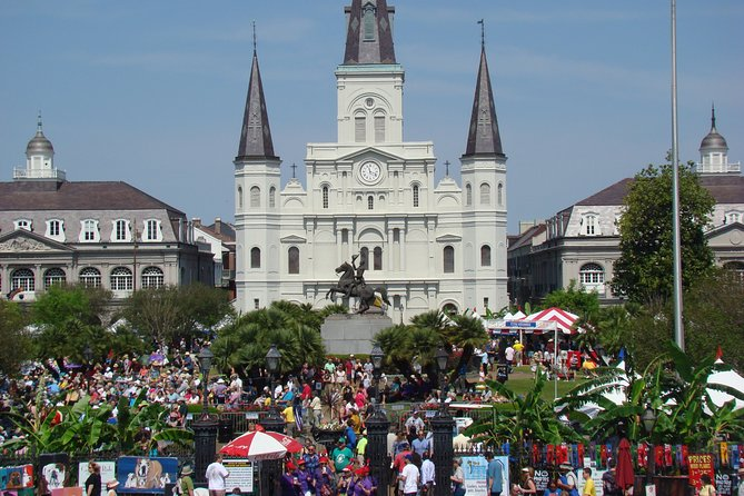 New Orleans Scavenger Hunt Adventure