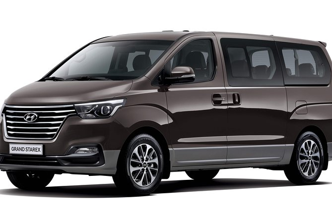 Departure Private Transfer City to Ulaanbaatar Train Stationby Business Vehicle