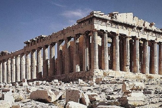 Athens & Ancient Corinthos Full Day Private Tour