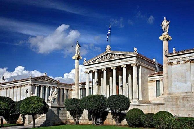 Athens & Marathon Full Day Private Tour