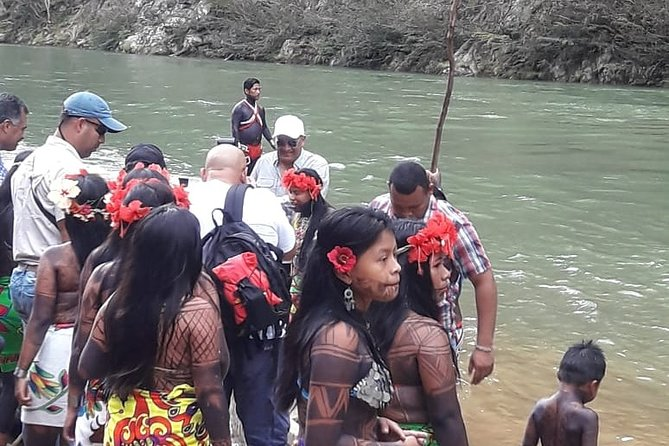 Day Trip to the Embera Indian Village
