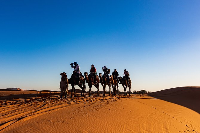 3-Day Private Tour from Marrakech to Erg Chebbi Desert