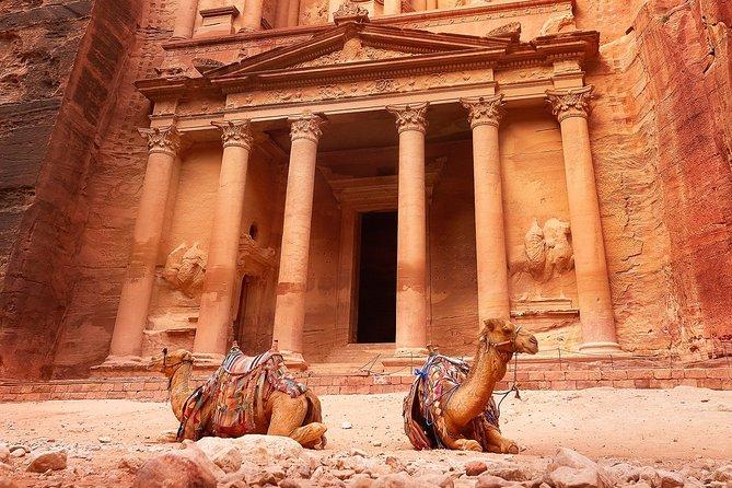 Petra Temple & Jordan River full day trip - Sharm El Sheikh