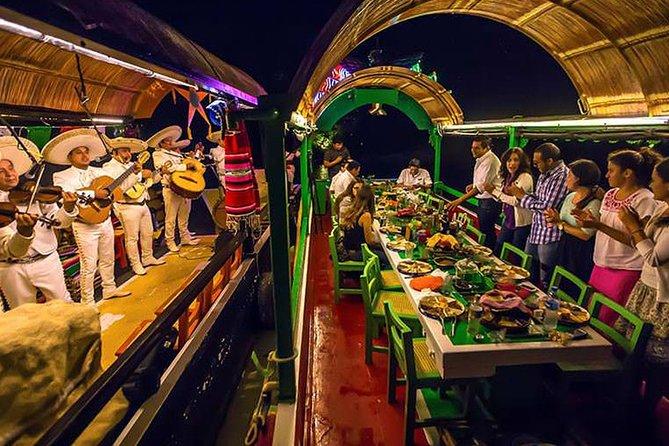 Mexican Party Xoximilco Tour