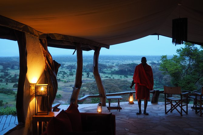 3-Day Masai Mara Safari in a Luxury Tented Camp