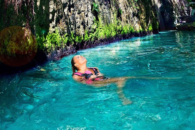 (4x1) Tulum, Coba, Cenote and Playa del Carmen tour in one day