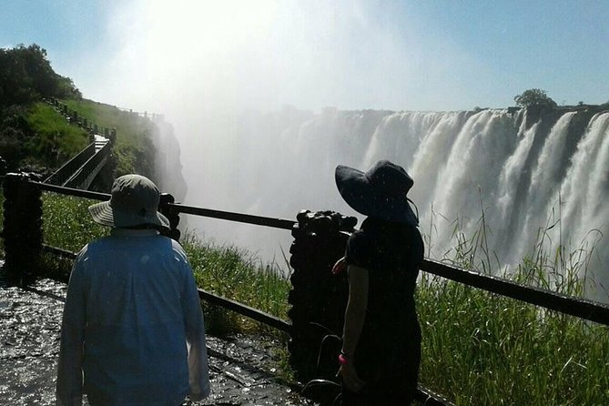 Guided Tour of The Victoria Falls on Zimbabwe Side photo 11