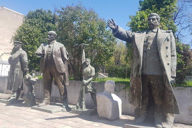 Live Virtual Communist Walking Tour of Tirana,
