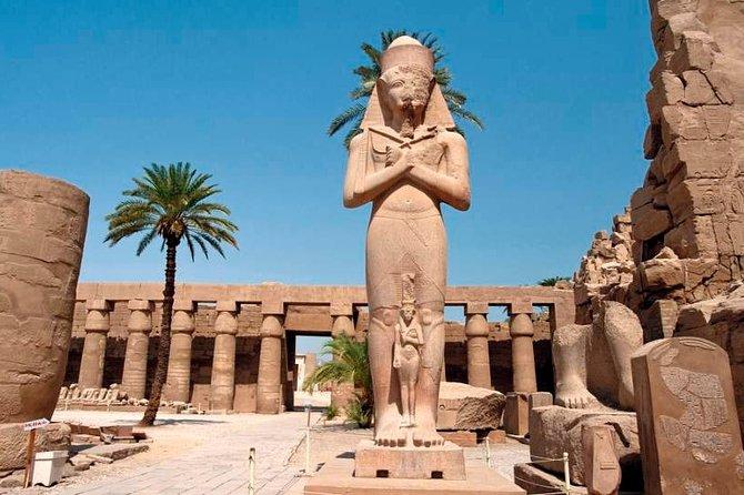 Luxor Day Trip to by Plane From Sharm El Sheikh - Sharm El Sheikh