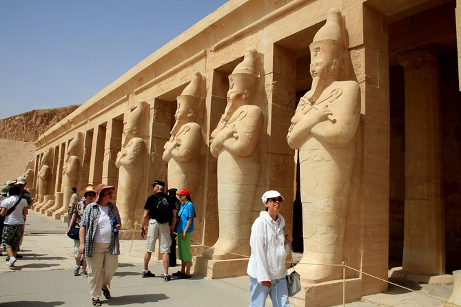 One Day Tour To Luxor from Cairo by Plane,tours,sailing felucca & camel Ride .